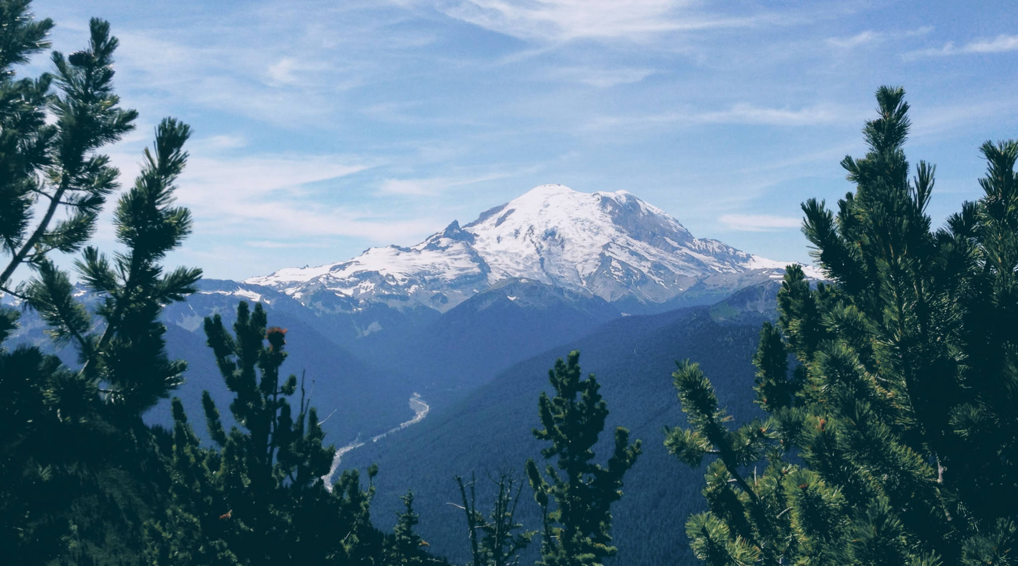 Photo of Mount Rainier for Dimension Law Group, PLLC